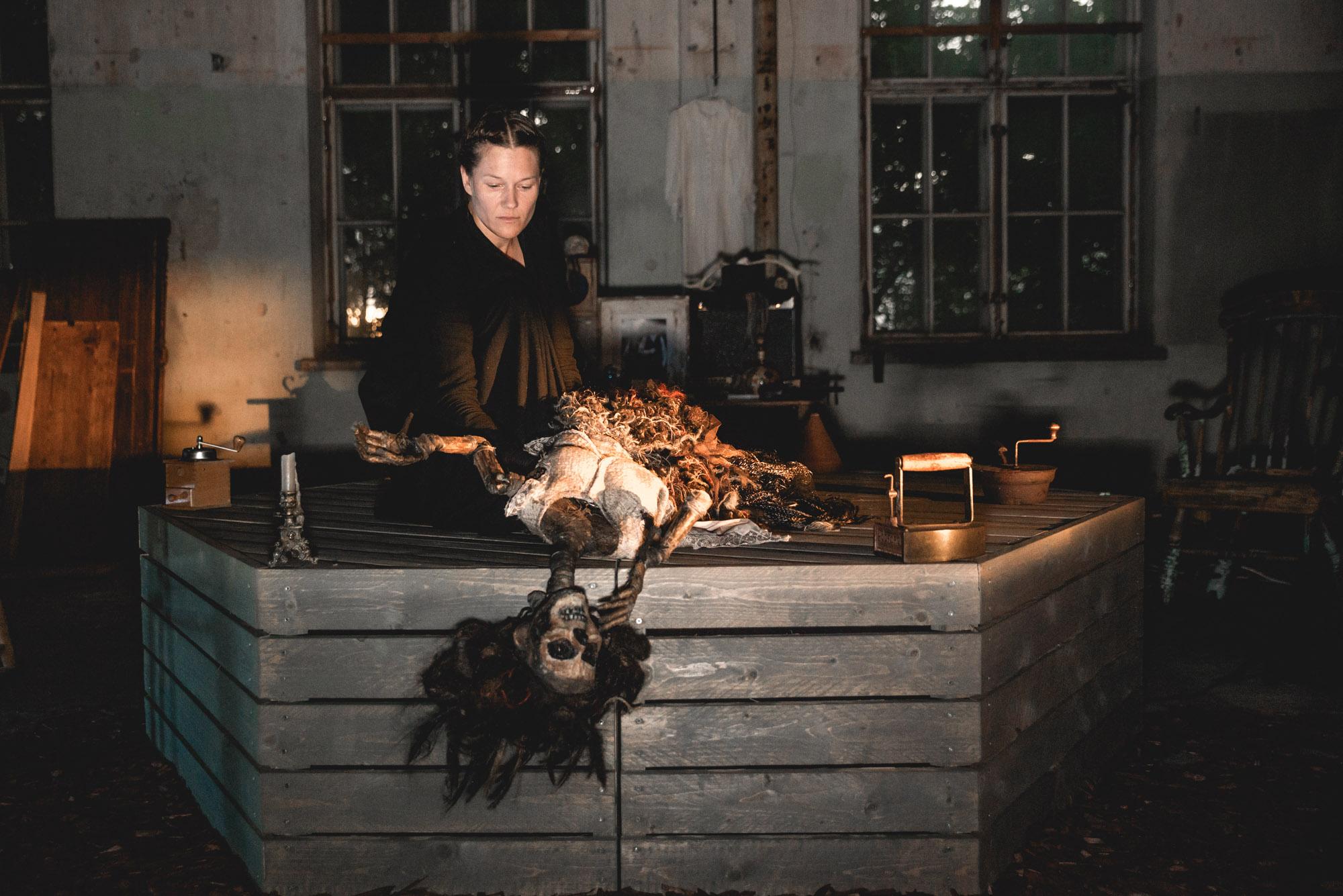 Räähkän Luku, Ohj. Alma Rajala. Kuva: Jussi Virkkumaa
